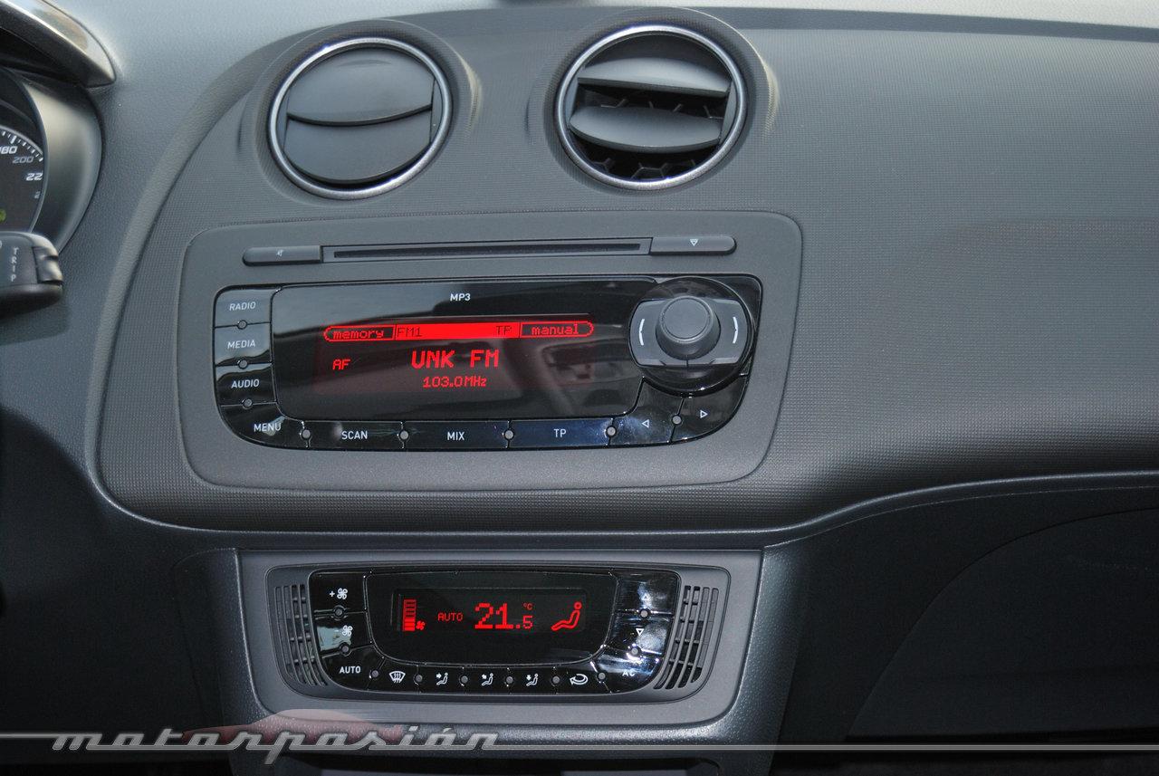 Foto de SEAT Ibiza 1.2 TSI FR (prueba) (32/33)
