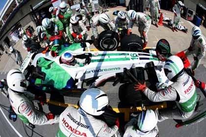 Honda podría contar con un segundo equipo en 2009