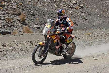 Dakar 2015: Copiapó - Antofagasta, etapa 5