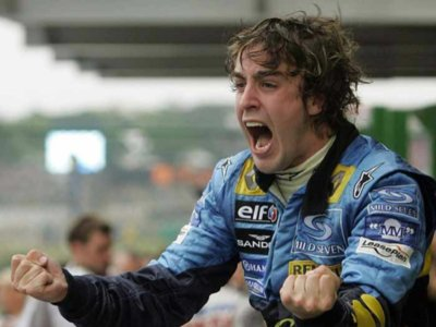 Fernando Alonso, 10 años de aquel ya lejano primer mundial