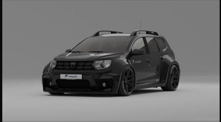Dacia Duster 2021 Prior Design 5