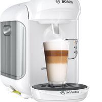 Cafetera Bosch Tassimo Vivy 2, con 35 euros en cupones para café, por sólo 29 euros y envío gratis