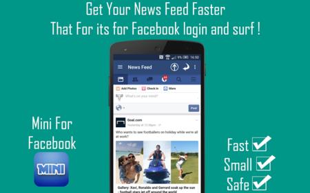 Mini Facebook