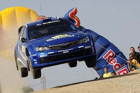 Subaru llama a la puerta del IRC
