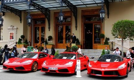 Ferrari Casino Montecarlo