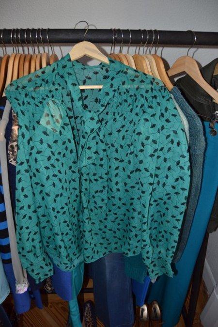 Blusa verde aguamarina Primark