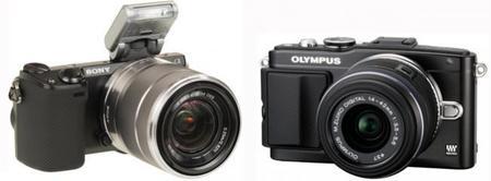 Sony y Olympus han liderado la venta de cámaras CSC en Japón durante 2013