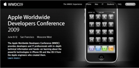 Impresiones antes de la WWDC '09