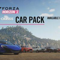 Forza Horizon 2 quiere que sigamos aumentando nuestro garaje con NAPA Chassis Pack