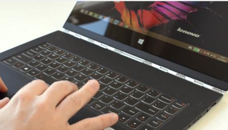 teclado Yoga pro 3