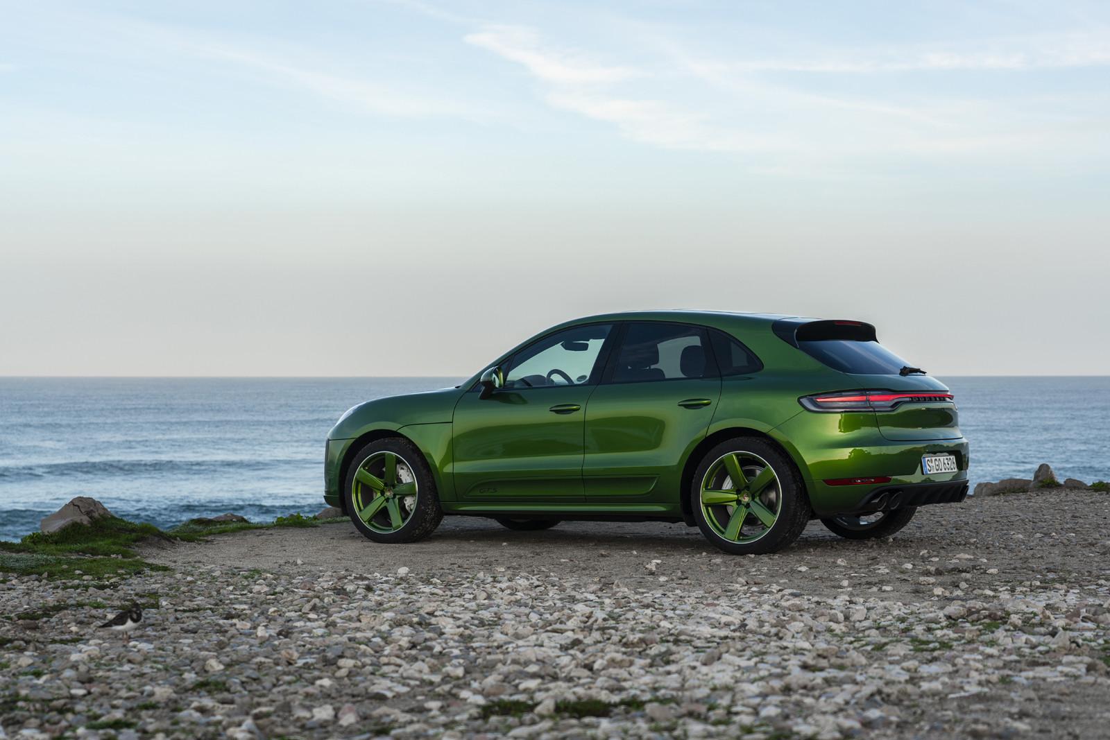Foto de Porsche Macan GTS 2020 (presentación)q (25/149)