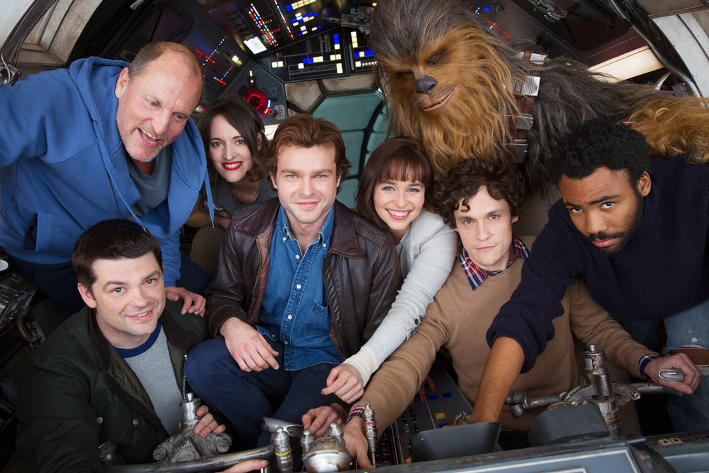 Solo A Star Wars Story Cast
