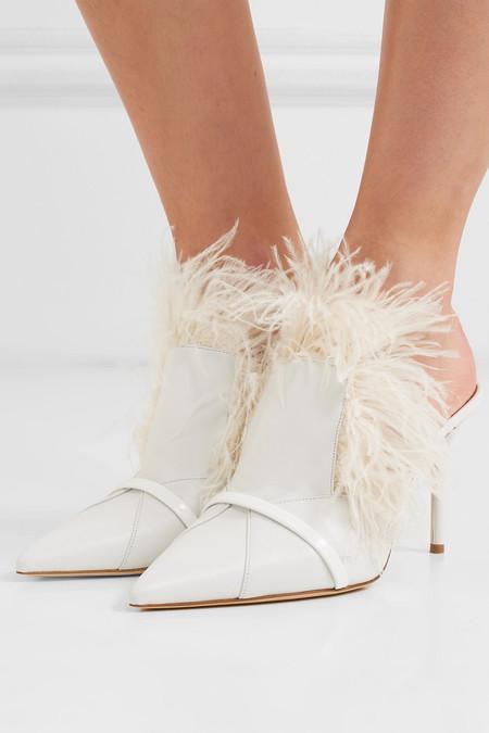 Zapatos Plumas 06