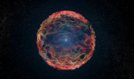La Tierra atraviesa una nebulosa desconocida, pero ya tenemos una pista sólida acerca de su origen: parece proceder de una supernova