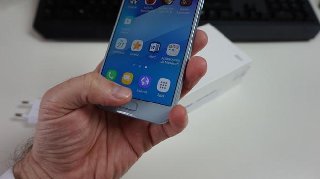 Galaxy A5 2017 1