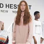 El rosa se impone como el color de moda en la Fashion Week de Nueva York