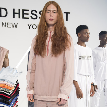 El rosa se impone como el color de moda en la Fashion Week de Nueva York