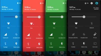 Android M tiene soporte nativo para temas