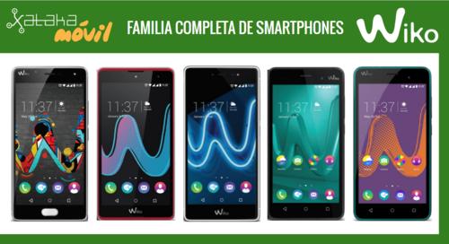 Así queda el catálogo de smartphones Wiko con las nuevas familias Wiko Y, U Feel y Kool