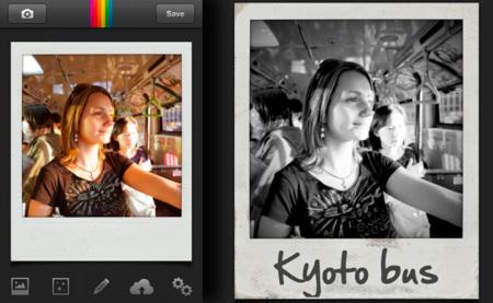Polamatic, el regreso de Polaroid al iPhone para tratar de reclamar lo que le pertenece
