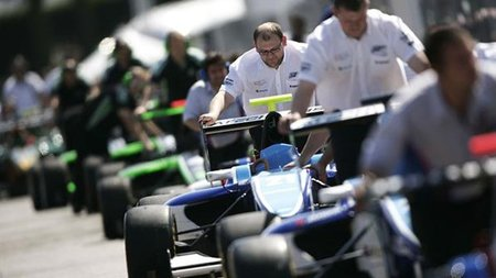 GP3 Series España 2011: Mitch Evans y Tamas Pal Kiss ganan, el campeonato se aprieta