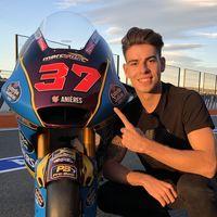 Augusto Fernández deja el Pons Racing para ser el sustituto de Álex Márquez en Moto2