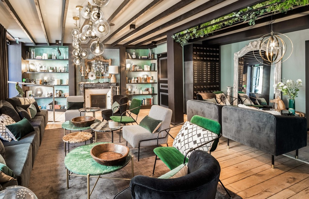 Maisons du Monde abre un hotel en Nantes ¡Y es así de bonito!
