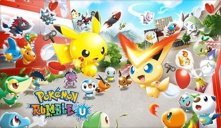 Descubierta funcionalidad de amiibos en Pokémon Rumble U