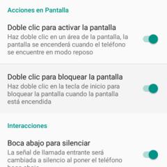 Foto 23 de 28 de la galería wiko-robby-capturas-so en Xataka Android