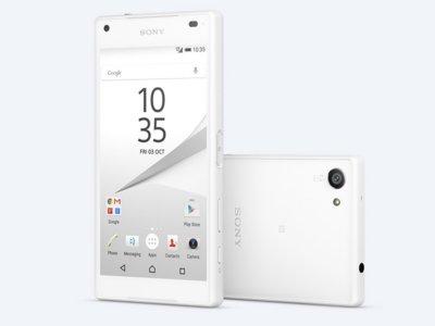 Sony Xperia Z5 Compact: Sony sigue creyendo en la gama alta con 4,6 pulgadas