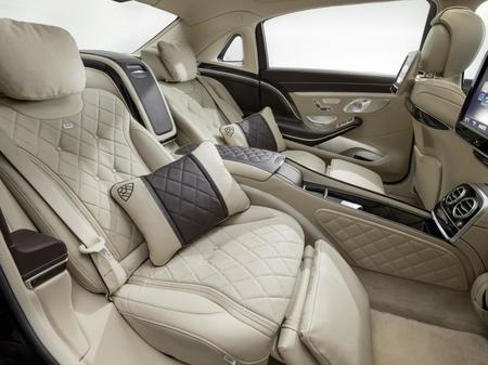 Mercedes Benz Clase S Maybach 5