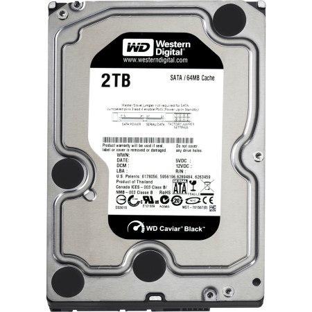 Nuevos discos duros de Western Digital de 2 TB