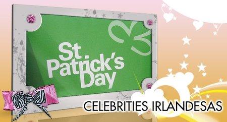 Especial celebrities irlandesas: ¿Qué famosos celebraron San Patricio?