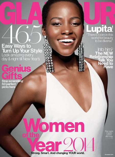 Glamour USA: Lupita  Nyong
