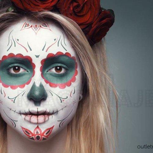 Siete ideas de maquillaje infantil para halloween for Pinturas de cara para halloween