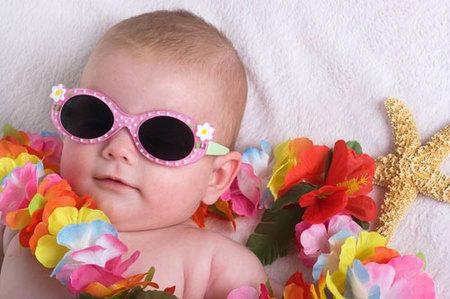 Viajar con bebés: en crucero