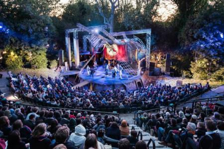 London Airelibre Teatro
