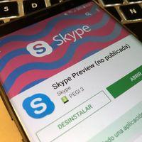 Microsoft actualiza Skype para Android con una nueva funcionalidad para tomar fotos en las videollamadas
