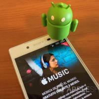 Hemos probado Apple Music en Android: así es la primera beta