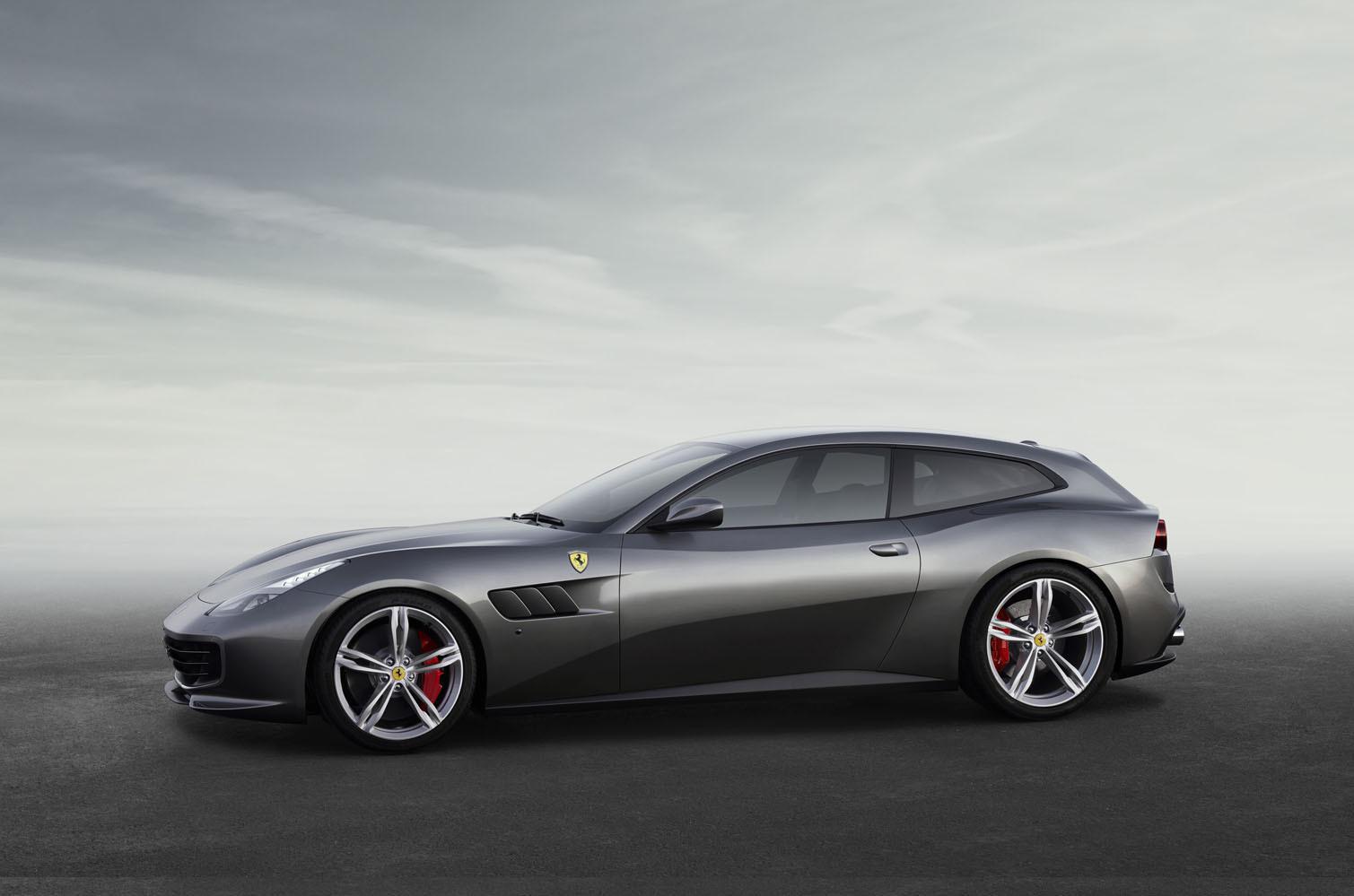 Foto de Ferrari GTC4Lusso (8/9)