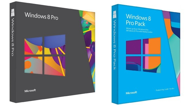 windows 8 caja