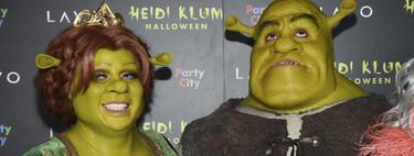Heidi Klum se supera cada año con su disfraz y con su fiesta de Halloween que nadie ha querido perderse