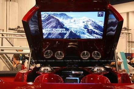 El coche PS3