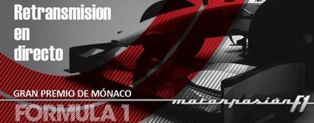 GP de Mónaco F1 2011: retransmisión LIVE