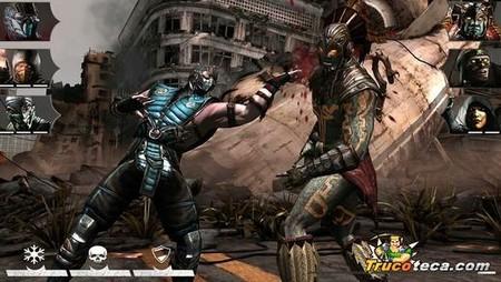 Mortal Komat X Moile