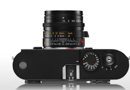 Leica M8, el paso a digital