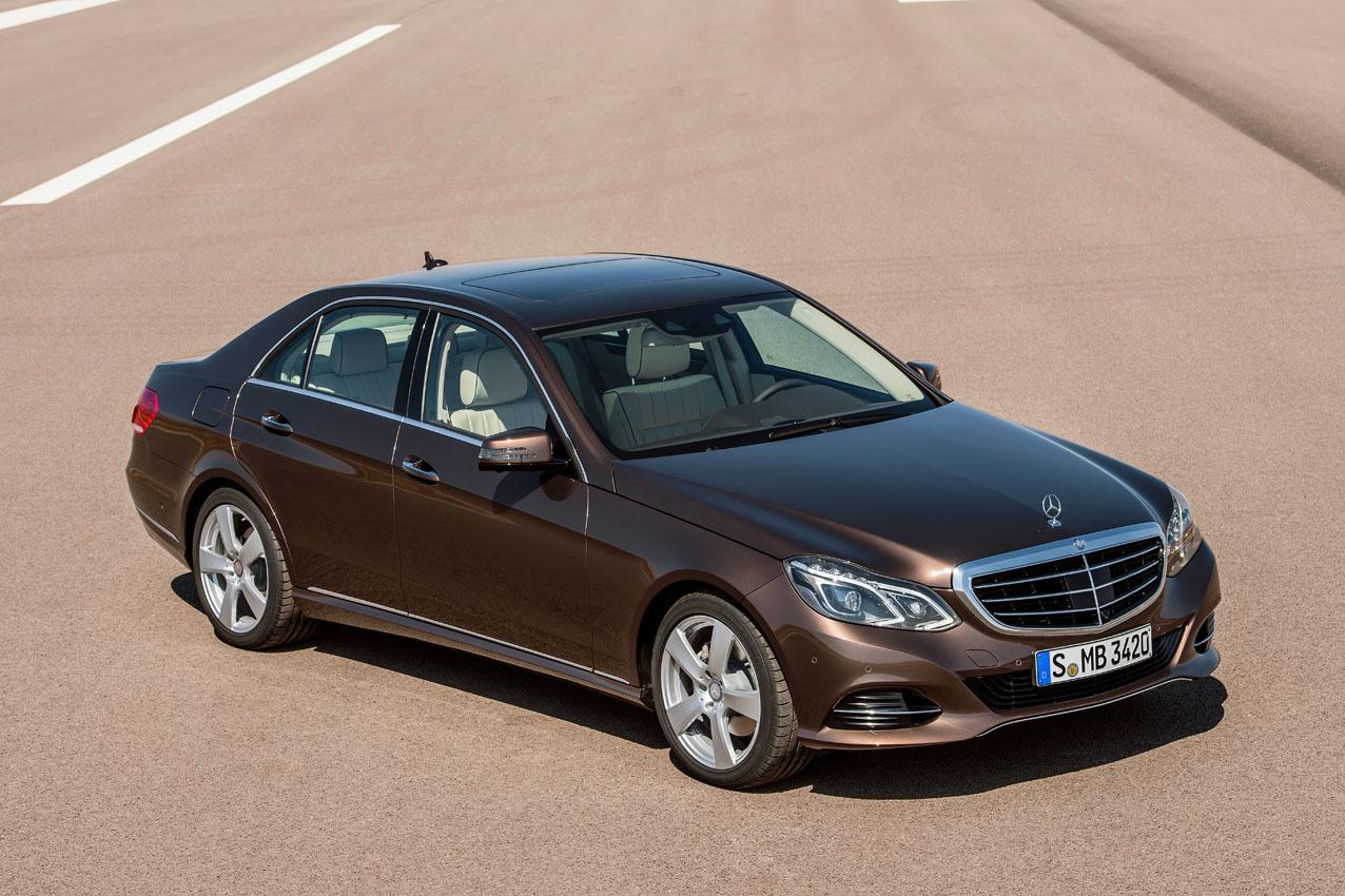 Foto de Mercedes-Benz Clase E 2013 (12/61)