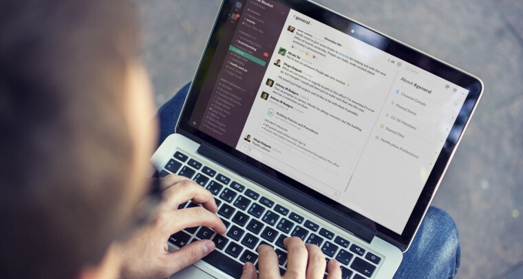 Slack pensó que dejar que cualquier usuario te mandara mensajes directos era una buena idea, horas después ha limitado la función