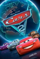 'Cars 2', nuevo cartel de la próxima película de Pixar