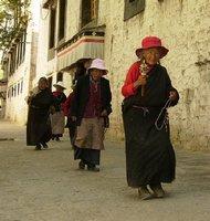 Oración en el Tíbet. Tus fotos de viaje